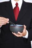 Déjeuner d'affaires Images stock