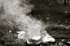 Déjeuner de Burrito Photographie stock libre de droits