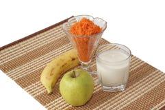 Déjeuner diététique Image stock