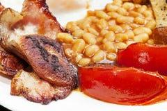 Déjeuner frit Images stock