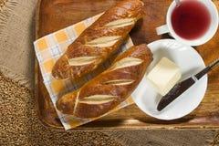 Déjeuner léger Photo stock