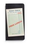 Déjeuner libre Photo stock