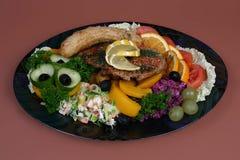 Déjeuner nourrissant Photo stock