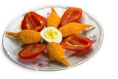 Déjeuner nutritif Images stock