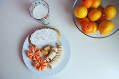 Déjeuner sain Photographie stock