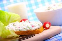 Déjeuner sain Image libre de droits