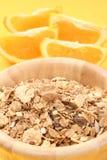 Déjeuner sain - musli Photos libres de droits