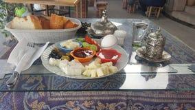 Déjeuner turc Photos libres de droits