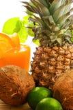 Délicatesse tropicale photo stock