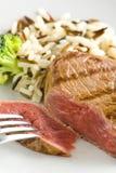 délicieux de boeuf grillé Image stock