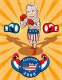 Démocrate de McCain Image stock
