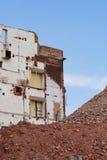 Démolition de construction photos stock