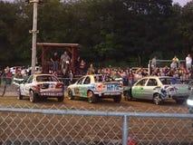 Démolition juste Derby de Spencer Images stock