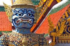 Démon de gardien, Thaïlande Image libre de droits