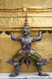Démon de gardien, Thaïlande Images stock