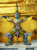 Démon grand de palais à Bangkok photos stock