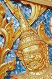 Démon thaïlandais Photographie stock
