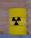 Démonstration contre le stationst d'énergie nucléaire, Images stock