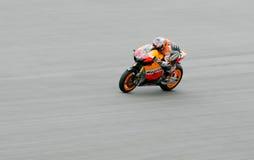 Dénoyauteur de Casey d'équipe de Repsol Honda chez Sepang Photo libre de droits