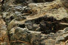 Dépôts de minérai de pegmatite en Ukraine Images stock