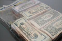 Dépôts en banque Images stock