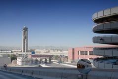 Départ de Las Vegas Images stock