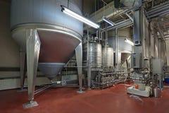 Département de fermentation photographie stock