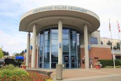 Département de Police d'Abbotsford Photos libres de droits