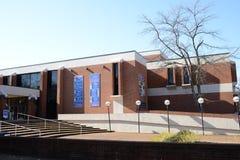 Département de théâtre à l'université de Memphis, TN Photo libre de droits
