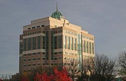Département du bâtiment de conservation environnementale Photos stock