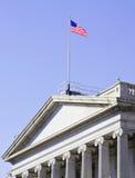 Département du Trésor Image libre de droits
