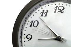 Dépassement de temps Image libre de droits