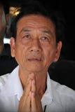 Dépassement du patriarche thaïlandais de Sumpreme Photos stock