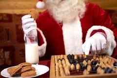 Dépenses de Noël Photos stock