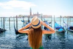 Déplacement à Venise Photographie stock libre de droits