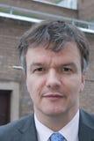 député britannique de Michael Moore photos libres de droits