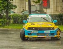 Dérive internationale Grand prix Bucarest 2016 Image stock