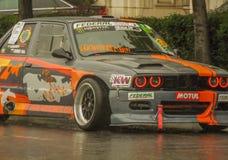 Dérive internationale Grand prix Bucarest 2016 Images stock