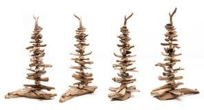 Dérivez Dekoration en bois image libre de droits