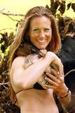 Dérouleur animal photos libres de droits