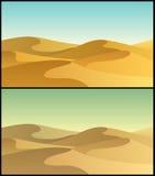 Désert 3 illustration stock