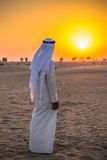 Désert Arabe Photographie stock
