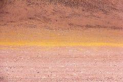 Désert d'Atacama image libre de droits