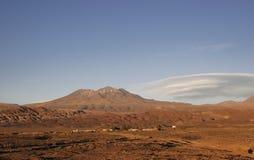 Désert d'Atacama Photos stock
