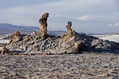 Désert d'Atacama - Chili Image libre de droits