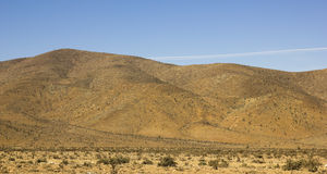 Désert d'Atacama, Chili Photos libres de droits