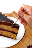 désert de 3 gâteaux Photo libre de droits