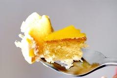 désert de 4 gâteaux Photos stock