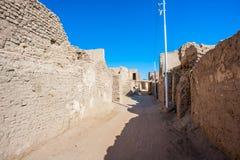 Désert de Dakhla, Egypte images stock