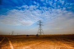 Désert de Dubaï Hatta photographie stock